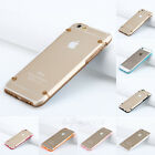 Ultra Thin Glossy Clear Hard TPU Case Cover Shell For Apple iPhone 6/ 6 Pius