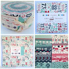 MODA The Boathouse by sweetwater  100 % cotton jelly roll layer cake charm pack