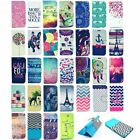 PU Leather Skin Flip Stand Housing Cover For Samsung Galaxy Cell Phone Case