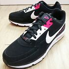Nike Air Max Ltd Black Pink NSW Mens Running Shoes with some discoloration