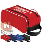 Personalised lacrosse boot bag for kids children. Sports clubs School PE kit.