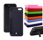 External Power Bank Backup Charger Battery Case Cover F Iphone 5 5S Holder Stand