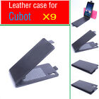 New Protective Leather Flip Case Cover for Cubot X9 Smartphone