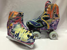 Graffiti Boot Covers for RollerSkates and Ice Skates  S,M,L