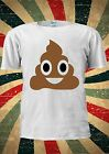 Cute SH*T POO Emoji Emoticon ICON Tumblr Fashion T Shirt Men Women Unisex 1758