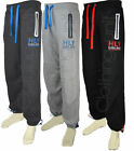 J4 Mens 'HLY' Jogger Bottoms Trousers Casual Fleece Tracksuit Jog Pants