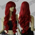 NEW Fashion Women's Wigs Long Spiral Curly Anime Cosplay Party Costume Hair Wig