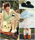 NEW Ladies Princess Sweet Vintage Lace Ruffle Frilly Ankle Socks Girl's Gift