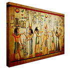 Old Papyrus style Egyptian art Canvas Art Cheap Wall Print Home Interior