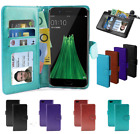 Samsung Galaxy Trend Plus Leather Wallet Case Cover S7580 S7582