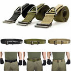 Cool Adjustable Outside Survival Tactical Belt Emergency Rescue Rigger Waistband