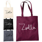 Zoella Shopper Tote Bag - Blog Youtube Vloggers Just Say Yes Fashion Bags