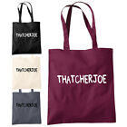 Thatcherjoe Shopper Tote Bag - Joe Sugg Fan Blog Tumblr Vlogger Fashion Bags