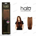 Halo Straight One Piece 100% Indian Remy Human Hair Extensions 20""