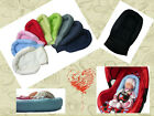 Multi-use CAR SEAT / PARM / BOUNCER head hugger Support -10  colors *UK STOCK*
