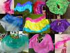 "2.5m*0.9m(98""*35"") 5mm paj silk, belly dance silk veil for children dance&play."