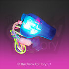 Wholesale Light Up Flashing Whistles LED Rave Glow