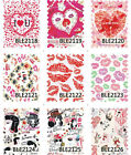 Charming 11 Styles Flowers Nail Art Decals Water Transfer Stickers Decoration