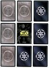 Star Wars CCG Reflections series II (2) VRF Foil Cards  1/1 A-Z