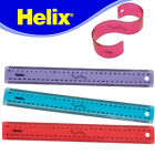 HELIX FLIXIBLE 30 CM RULER / TINT TWIST & FLEXI RULE / CHOOSE FROM THREE COLOURS