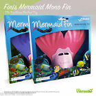 FINIS MERMAID MONOFIN PINK AGE 5+ TO FIT MERMAID SWIM TAIL WITH Access To Feet
