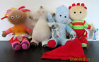 IN THE NIGHT GARDEN * SOFT TOY/BEANIE/PLUSH * NEW/TAGS * FREE 1ST CLASS POST