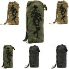 Soldier Tactical Canvas Backpack Men Travel Men Travel Bag Duffle Camping Hiking
