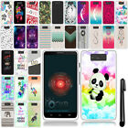 For Motorola Droid Ultra XT1080 Art Design TPU SILICONE Rubber Case Cover + Pen