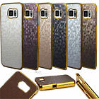 Luxury Bling Ultra Slim Carbon Fiber Hard Case Cover For Samsung Galaxy S6 SM-G9