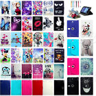 Various Universal Leather Case Stand Cover For 7 8 9 10.1 Inch Tablet PC MID