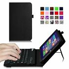 Detachable Bluetooth Keyboard Cover Case For WinBook TW802 TW801 Windows Tablet