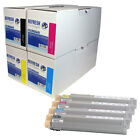 REMANUFACTURED LASER TONER CARTRIDGE SINGLE / RAINBOW PACK FOR XEROX PHASER 7400