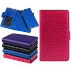 1PC Detachable Card Flip Wallet Leather Case Cover For iphone 6 Plus 5.5 Tide