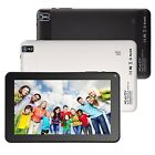 9 Quad Core Tablet PC Android 4.4 KitKat A33 A7 8GB Dual Camera Wi-Fi Color