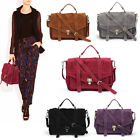 Celebrity Designer Vintage X body Satchel Messenger Work School Shoulder Bag