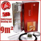 Under Wood Under Laminate Electric Underfloor Heating Kit 9m2 Dual Core