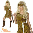 Cavewoman Costume Sexy Cave Girl Fancy Dress Prehistoric Outfit New UK 8-18