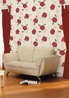New Designer Feature Wall Flower Wallpaper Red  Flower Free P&p +++++