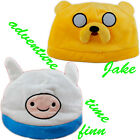 Adventure Time with Finn and Jake Character Cosplay Hat cute Cap