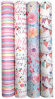 3m Roll Modern Pastel Gift Wrap Wrapping Paper