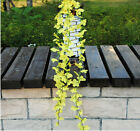 Artificial Silk Wisteria Leaf Hanging Flower Plant Vine Wedding Party Decor