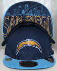 NFL San Diego Chargers 2015 New Era 59Fifty Fitted Draft Hat - Navy $19.95 USD