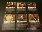 New Cryptozoic The Walking Dead Season 2 Trading Cards Single Cards