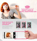Ahha Selfie SnapShot Case Tinted Case Cover for Apple iPhone 6/6 Plus Samsung S6