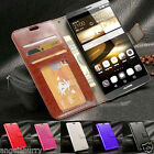 NEW Leather Wallet Case Cover For NEW Huawei Ascend Mate 7