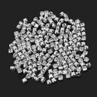 4mm 200pcs Charm Sparkle Clear Crystal Rhinestones Sew on Craft Dress  Hot