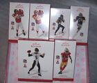 HALLMARK KEEPSAKE NFL FOOTBALL ORNAMENTS MULTIPLE PLAYERS / TEAMS NEW IN B on eBay