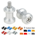 6mm Swingarm Spools For Yamaha YZF-R1 R6 R6S Aprilia RSV1000 Triumph Daytona 675 $7.49 USD on eBay