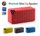 Bluetooth Wireless Boombox Stereo Speaker Portable For iPhone Samsung Tablet PC