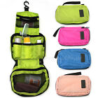 Fashion Folding Cosmetic Makeup Travel Toiletry Hanging Purse Holder Beauty Bag